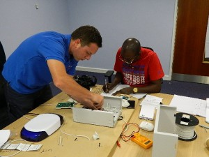 Burglar Alarm Installation Course - 2 days training