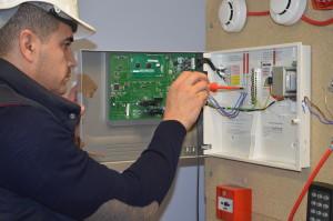 Fire alarm installation course