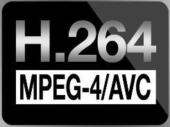 CCTV codec - h.264