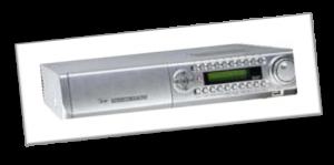 CCTV Installation: stand-alone DVR