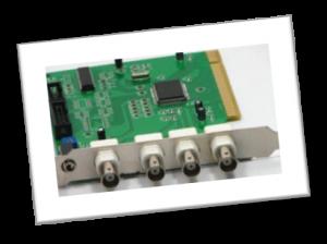 CCTV Installation: DVR card