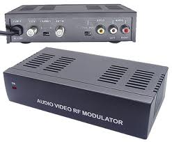 CCTV Installation: RF modulator