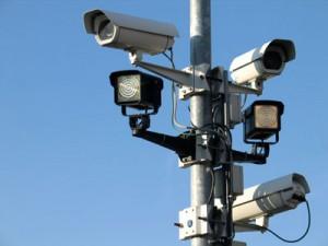 CCTV installation - surveillance cameras in huge distances