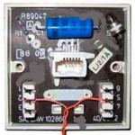 wiring an alarm panel with telephone line