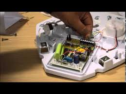 Intruder Alarm Bell Wiring